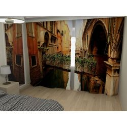 ФотоШторы Мостик в Венеции