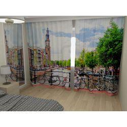ФотоШторы Амстердам