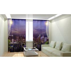 ФотоШторы Балкон в Нью Йорке