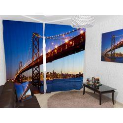 ФотоШторы Бруклинский мост 4