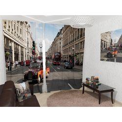 ФотоШторы Улица Лондона