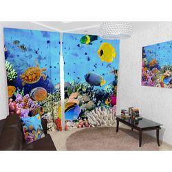 ФотоШторы С рыбками