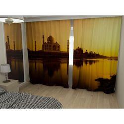 Комплект фото шторы+фото тюль Мечеть
