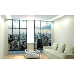 ФотоШторы Манхеттен из окна