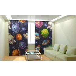 ФотоШторы Астероиды