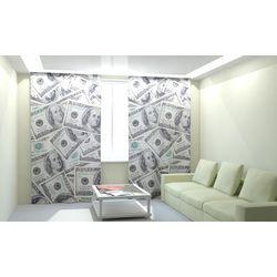 ФотоШторы Деньги