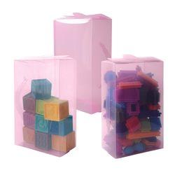 Набор из 3-х коробок для хранения игрушек и других детских предметов