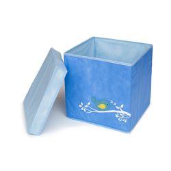 Коробка для вещей и игрушек с крышкой, детская