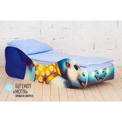 Детская кровать «Бегемот - Мотя»