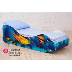 Детская кровать «Дракоша - Огнедыш»