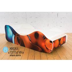 Детская кровать «Мишка - Топтыгин»