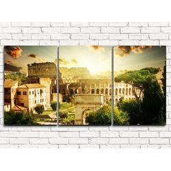 Модульная картина Колизей 120х60 см