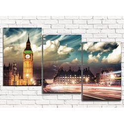 Модульная картина Англия 120х60 см