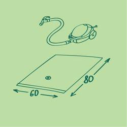 Пакет вакуумный для хранения вещей 60*80, прозрачный