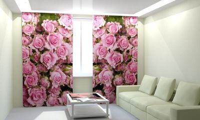 ФотоШторы Нежные розы