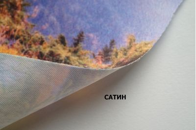 ФотоШторы Осенние листья
