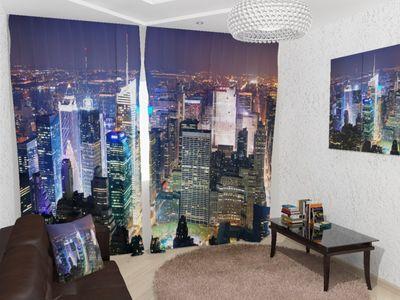 ФотоШторы New York